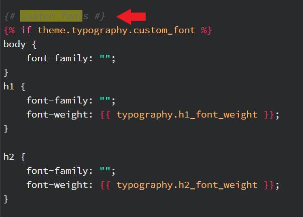 custom-fonts-search